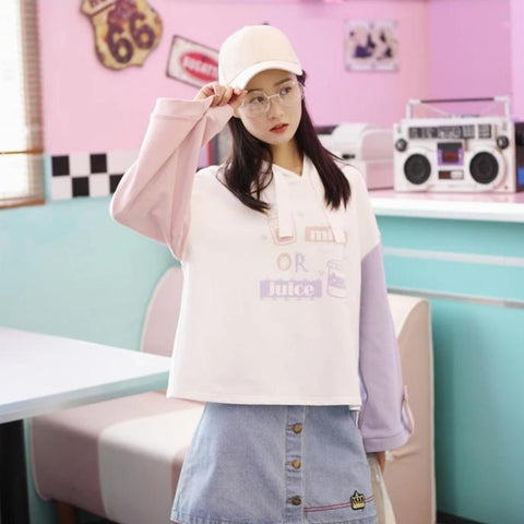 Sweat Kawaii Bi-Pastel