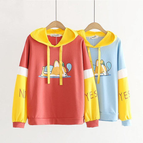 Sweat Kawaii Lazy Choice