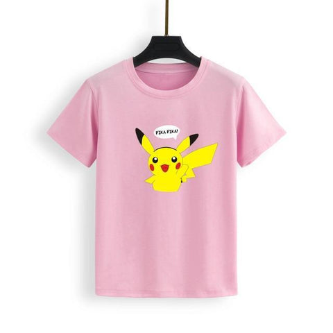 T-Shirt Kawaii Pika Pika | Village Kawaii