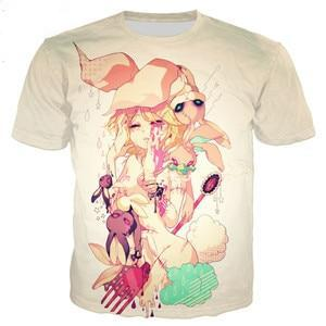 T-Shirt Guro Kawaii<br> Anime Horreur
