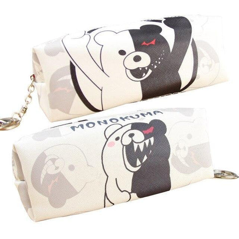 Trousse Monokuma | Village Kawaii