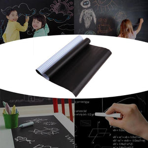Erasable Blackboard Vinyl Sticker - Our Baby Nursery