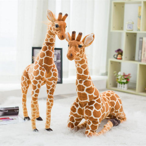 Giraffe Plush Toy - Our Baby Nursery