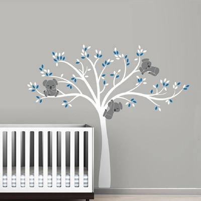 Koala Family Tree Decal - Our Baby Nursery