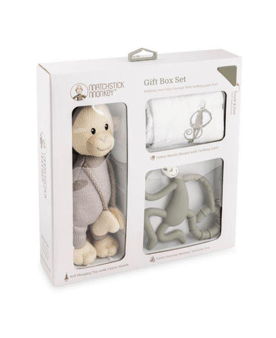 Matchstick Monkey Gift Set -