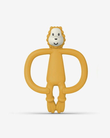 Matchstick Monkey Lion Teether -