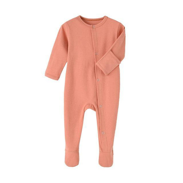 Organic Cotton Baby Romper (Size 0-12M) - Our Baby Nursery