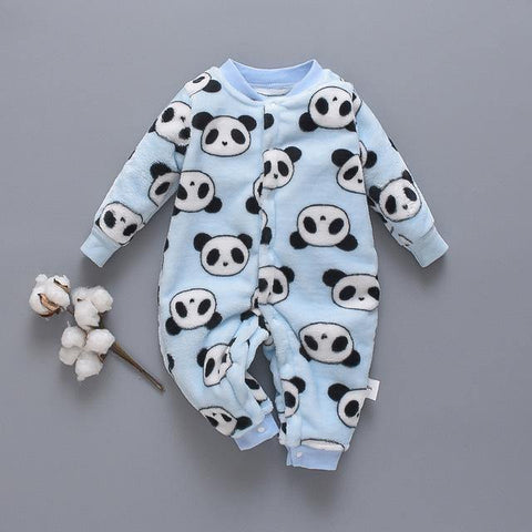 Panda Bodysuit - Our Baby Nursery