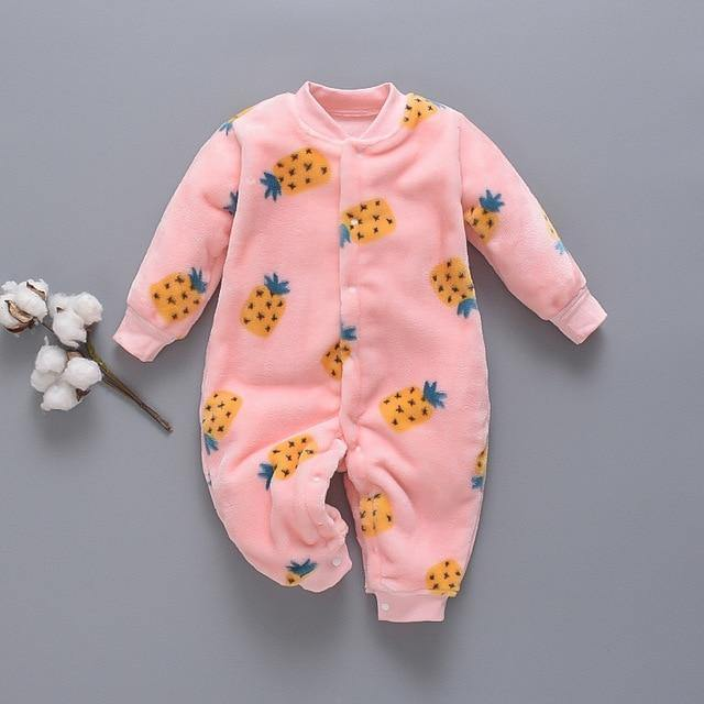 Pineapple Bodysuit - Our Baby Nursery