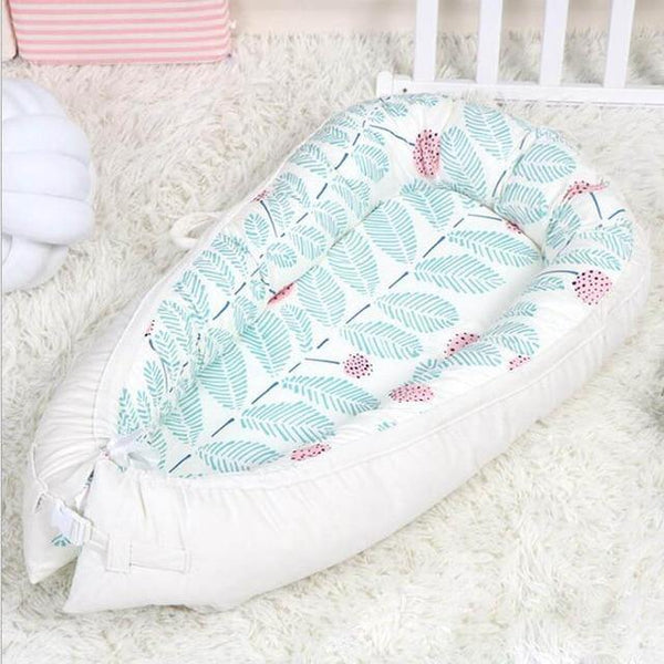 Portable Baby Nest - Our Baby Nursery