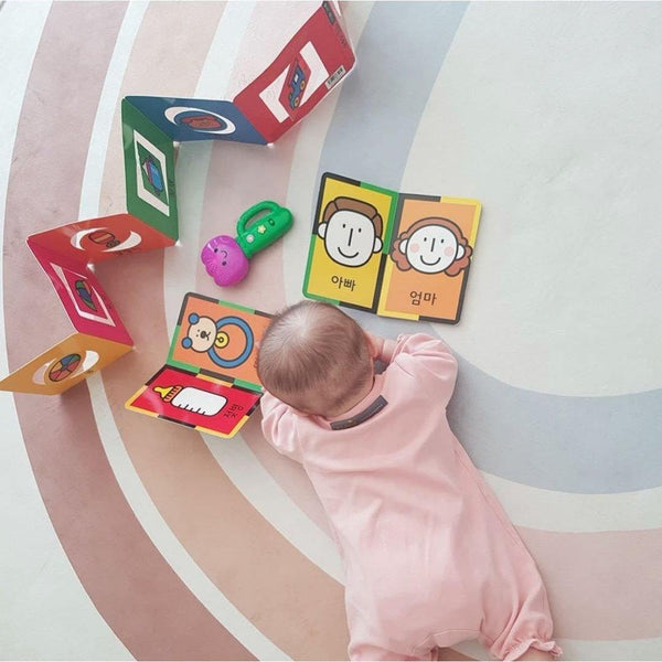 Rainbow Play Mat - Our Baby Nursery
