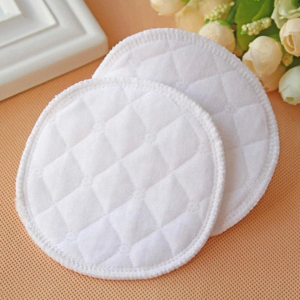 Reusable Nursing Breast Pads 12pcs - Our Baby Nursery