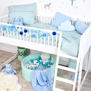 Round Ball Pit - Our Baby Nursery