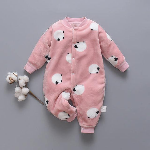 Sheep Bodysuit - Our Baby Nursery