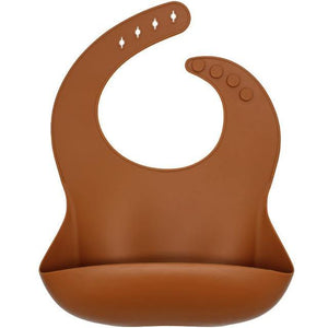 Silicone Bibs - Our Baby Nursery