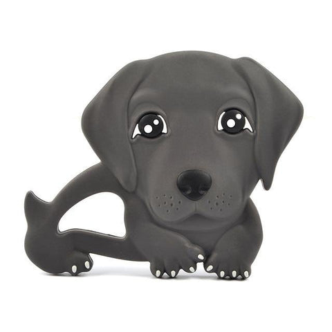 Silicone Teether - Labrador - Our Baby Nursery