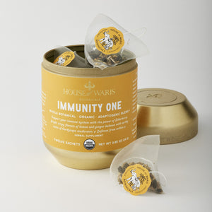 Immunity One - 12 Sachets in Tin (1 tin)