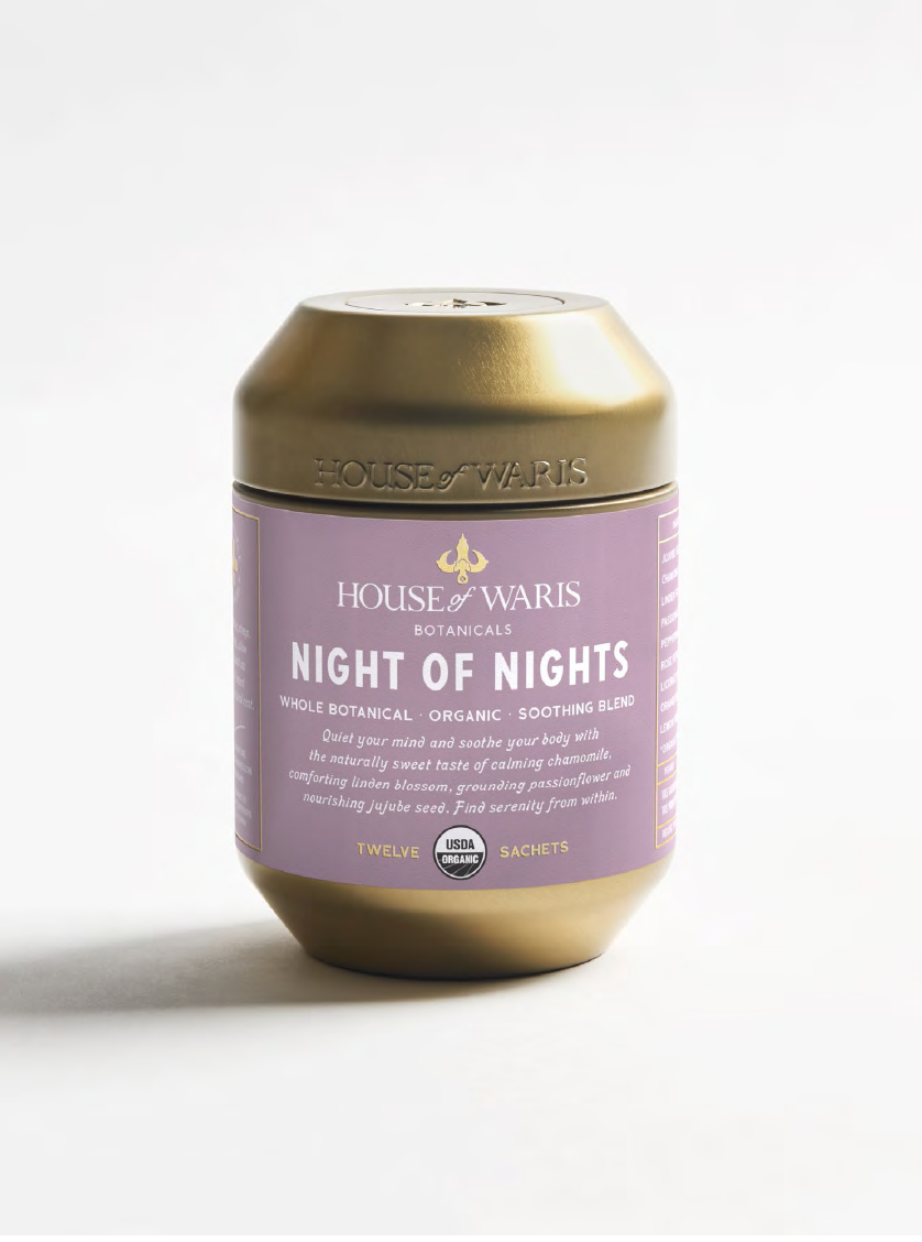 Night of Nights - 12 Sachets in Tin - Full Price