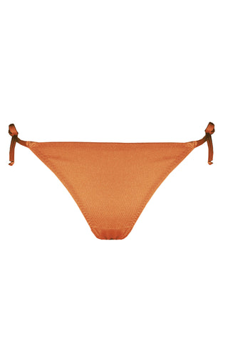 Mira bronze bikini strap bottom - Bikini bottom by Love Jilty. Shop on yesUndress