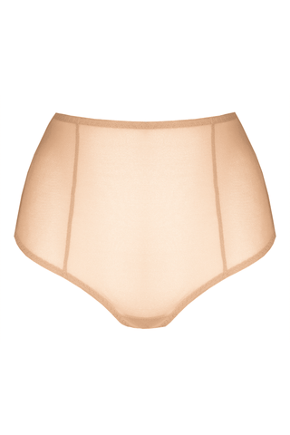 Infinita beige panties - High waisted panties by loveJilty. Shop on yesUndress