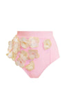 Audrey Rosy high waisted bikini bottom - High waisted bikini by Keosme. Shop on yesUndress