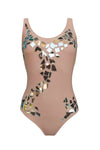 Avema Sample Silver swimsuit - One Piece swimsuit by Keosme. Shop on yesUndress