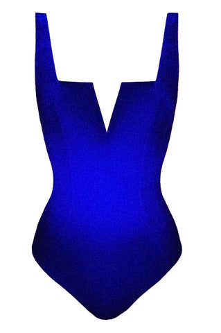 Bersèra blue swimsuit - One Piece swimsuit by Keosme. Shop on yesUndress