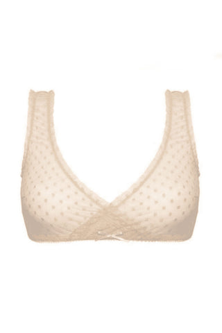 Nude Powder bra - Bra by bowobow. Shop on yesUndress