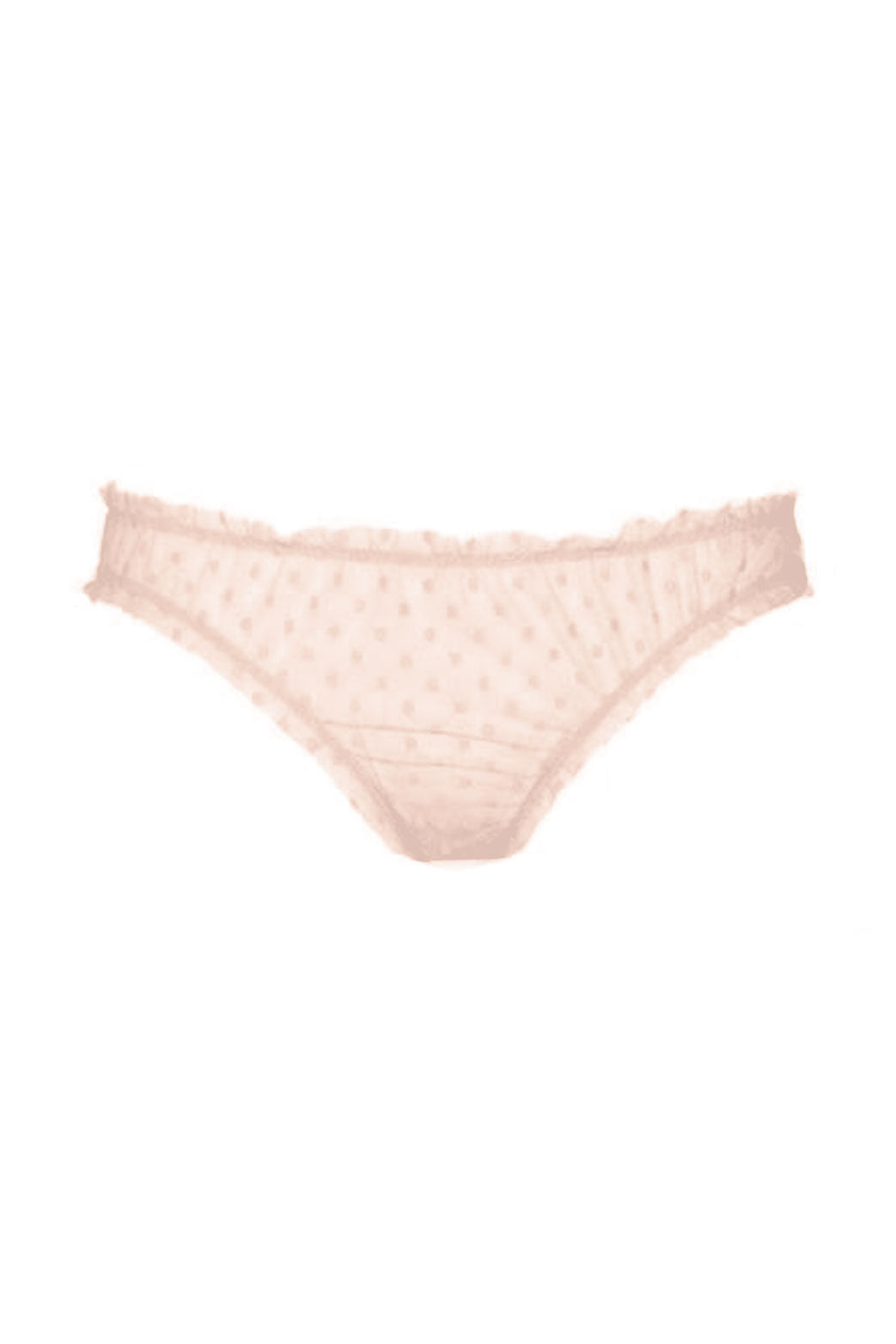 Peach Powder panties - Slip panties by bowobow. Shop on yesUndress