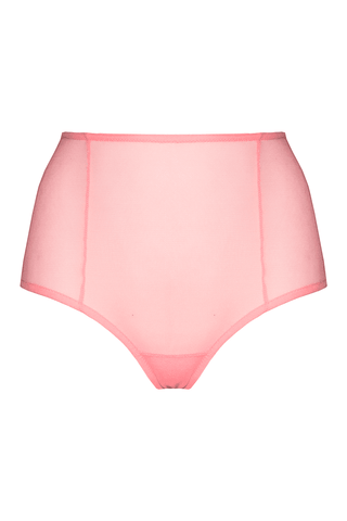Marshmallow pink high waisted panties - High waisted panties by bowobow. Shop on yesUndress