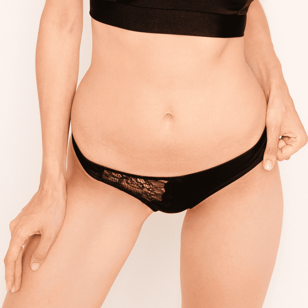 Agnes black thongs - Thongs by loveJilty. Shop on yesUndress