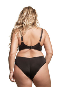 Monica black slip panties plus size - Slip panties by loveJilty. Shop on yesUndress