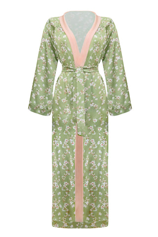 Katsuru dressing gown - Dressing gown by yesUndress. Shop on yesUndress