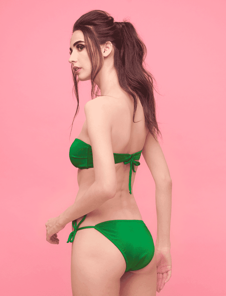 Lina green Bikini top - Bikini top by loveJilty. Shop on yesUndress