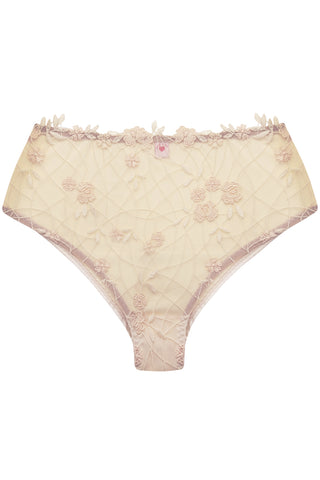 Anita Cream mid waisted panties - Bikini bottom by Love Jilty. Shop on yesUndress
