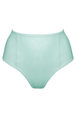 Ariel Mint high waisted bikini bottom - Bikini bottom by Love Jilty. Shop on yesUndress