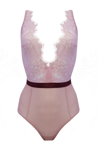 Asolea pink body - bodysuit by loveJilty. Shop on yesUndress