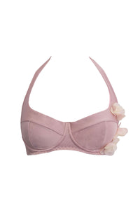 Audrey Quartz underwired top - Bikini top by Keosme. Shop on yesUndress