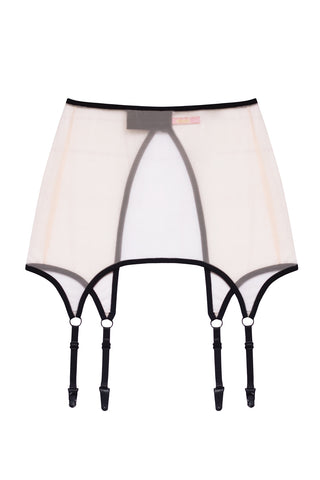 Andrea garter belt - Garter belt by Keosme. Shop on yesUndress