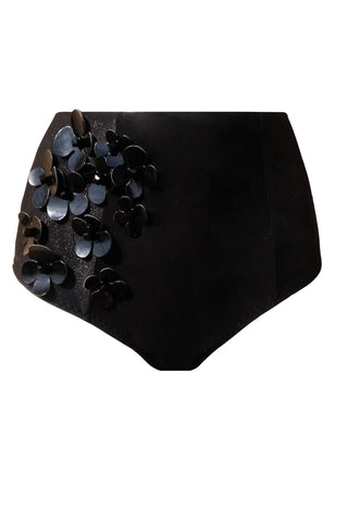 Ariadne black bikini bottom - Bikini bottom by Keosme. Shop on yesUndress