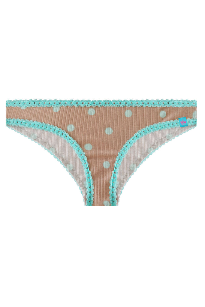 Comforty blue panties - Slip panties by WOW! Panties. Shop on yesUndress