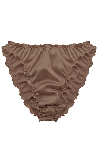 Candy Amber high waisted panties - Slip panties by WOW! Panties. Shop on yesUndress
