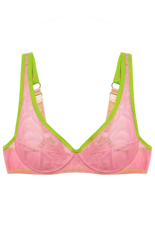Charm Rosy Greenery bra - Bra by Love Jilty. Shop on yesUndress