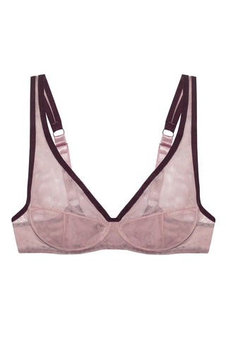 Charm Violet Pink bra - Bra by Love Jilty. Shop on yesUndress