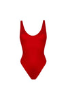 Cosinea Red - One Piece swimsuit by loveJilty. Shop on yesUndress