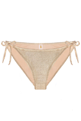 Cressida Gold bikini bottom - Bikini bottom by yesUndress. Shop on yesUndress