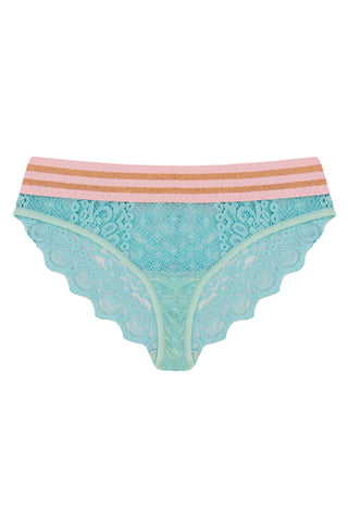Desire Turquoise slip panties - Slip panties by loveJilty. Shop on yesUndress