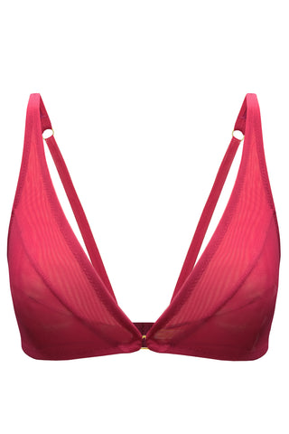 Constance Fuchsia soft bra - Bra by More! Keòsme. Shop on yesUndress