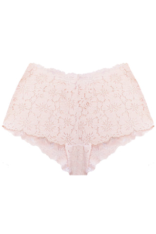 Diana Blush high waisted panties