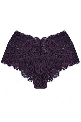 Diana Violet high waisted panties - High waisted panties by bowobow. Shop on yesUndress